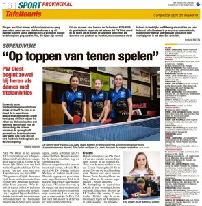 2015-09-17 HBVL - Start Competitie