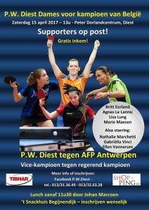 2017 Kampioenenwedstrijd P.W. Diest