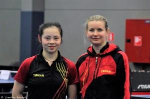 Lisa en coach Nina Kolarova